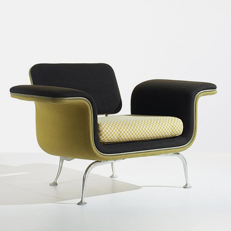 Alexander Girard Lounge Chairs