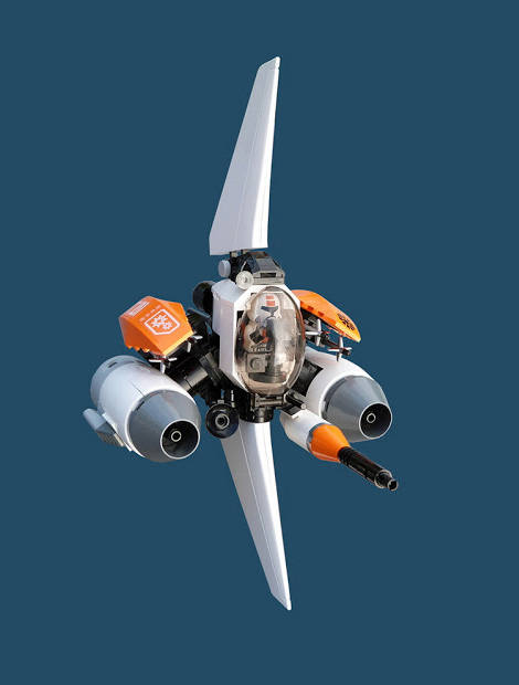 LEGO Republic Patroller