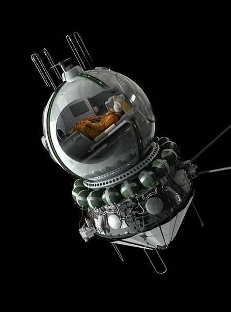 vostok spacecraft - photo #6