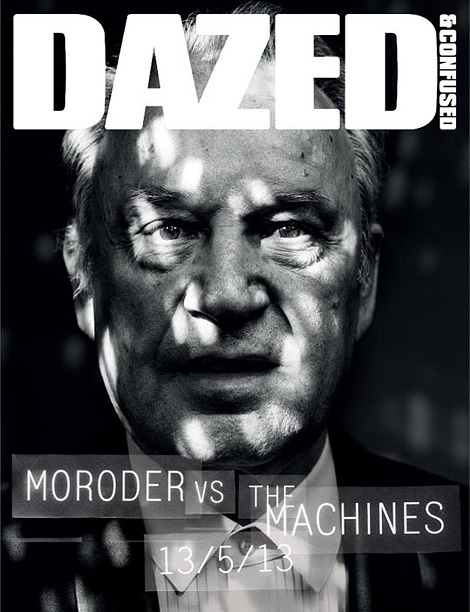 Moroder vs. the Machines