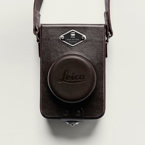 Leica D-Lux 6 x G-Star RAW