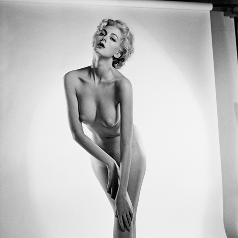 Carmen Dell Orefice x Peter Basch