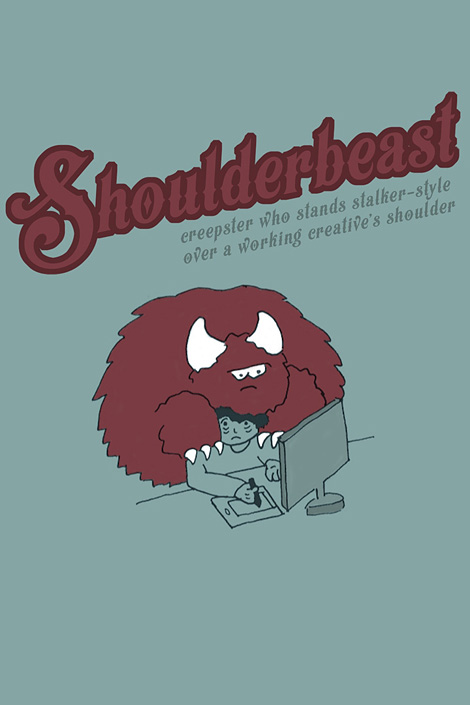 Shoulderbeast