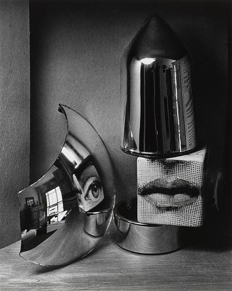 André Kertész: Eye and Lips