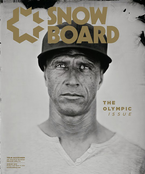 Snowboard Magazine: The Olympic Issue