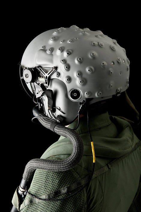 Eurofighter Typhoon integrated Helmet Mounted Display
