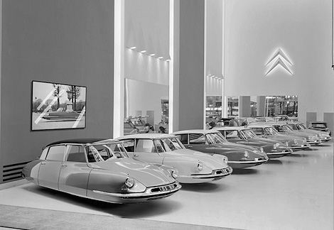 Flying Citroëns