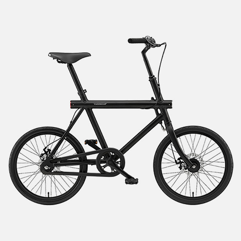 Vanmoof T series urban bicycle