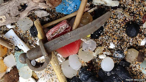 LEGO beach treasure trove