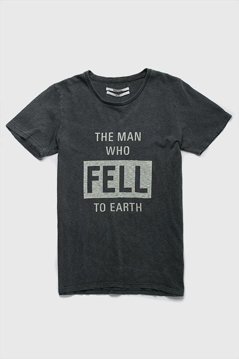 The Man Who Fell tee