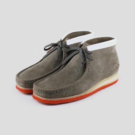 Staple x Clarks Originals Wallabee