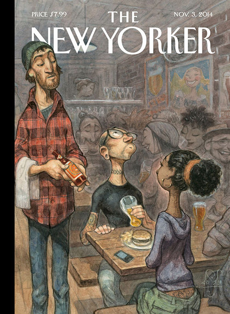 The New Yorker: Beer snobs