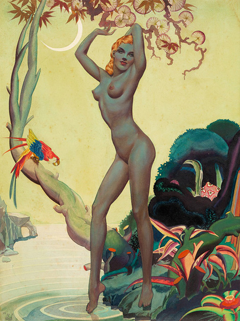 Vargas: Jungle Girl