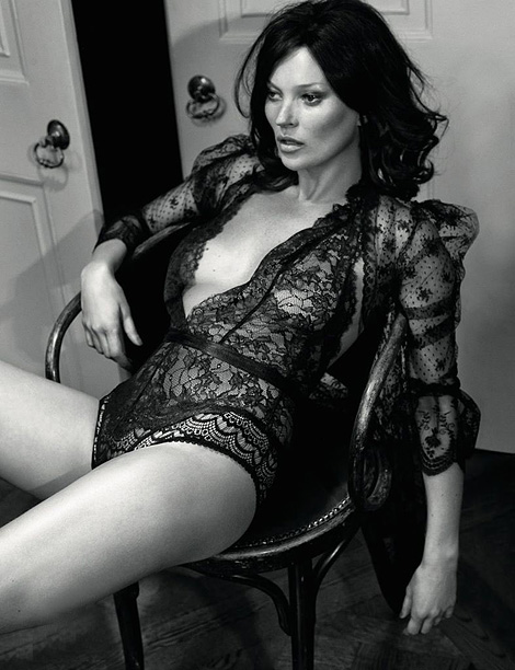 Kate Moss x Collier Schorr