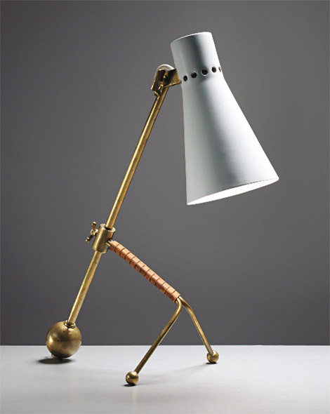 Tapio Wirkkala K 11-16 table lamp