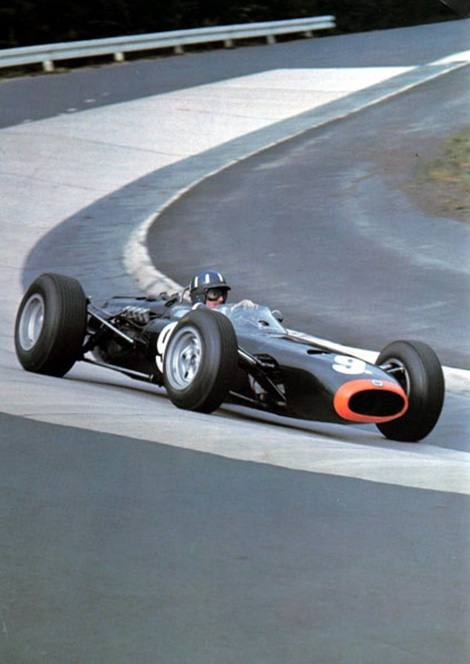 Graham Hill, Lotus F1