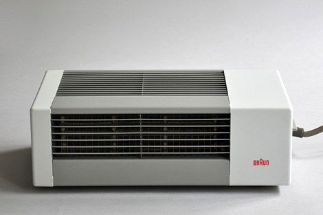 Braun H2 fan heater