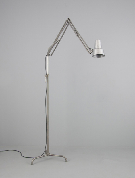 Luxo L1 floor lamp