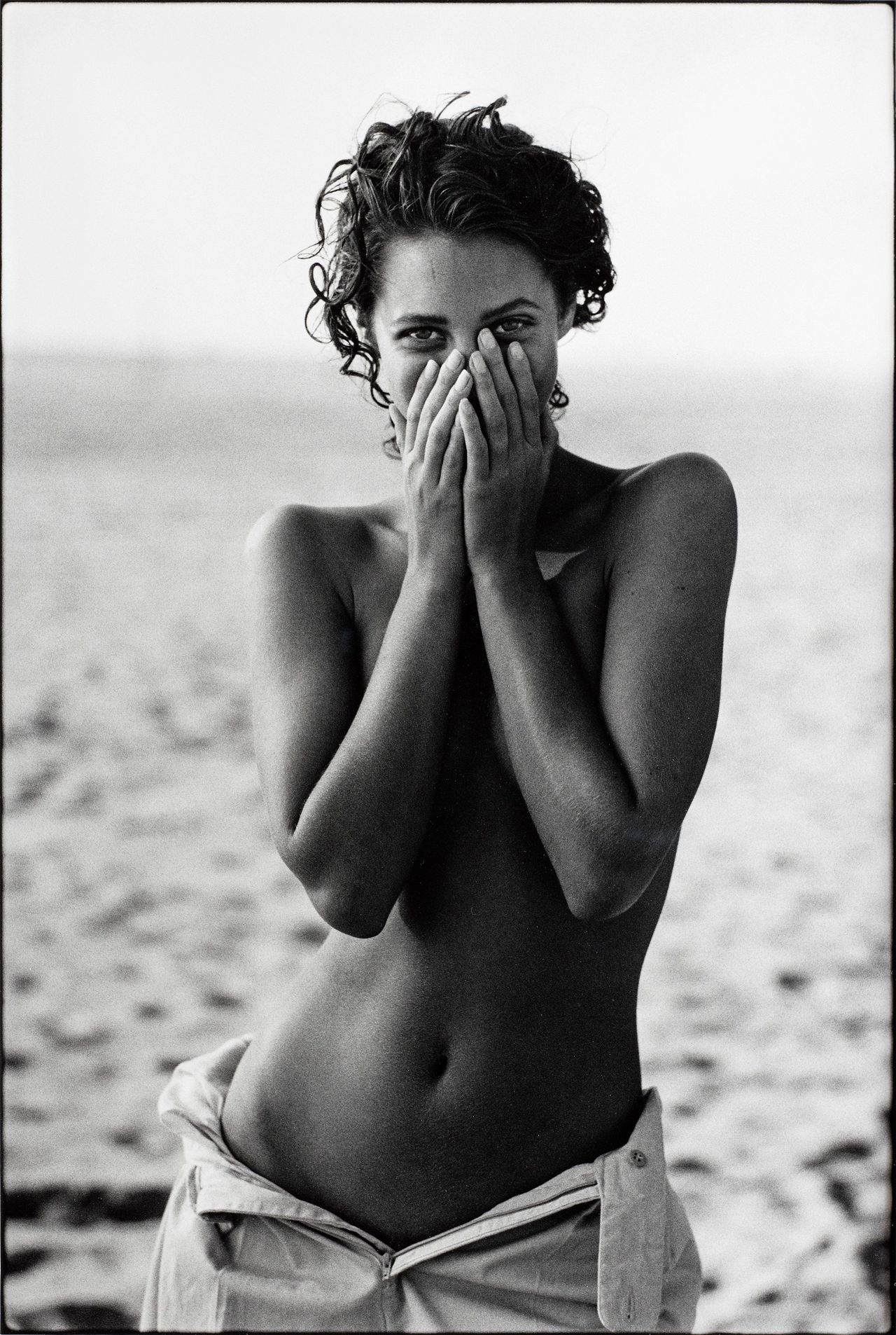 Christy Turlington x Peter Lindbergh