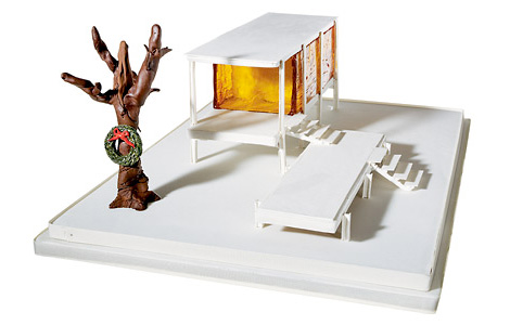 Farnsworth Gingerbread House