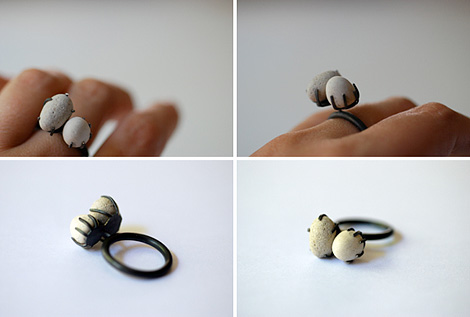 Pebble rings