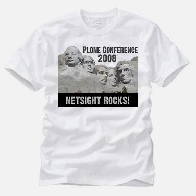 Netsight Rocks t-shirt