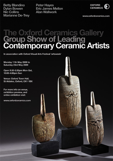 Oxford Ceramics poster