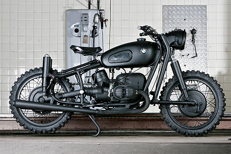 The Great Escape BMW R60/2 custom