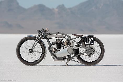 1926 Rudge Bitza