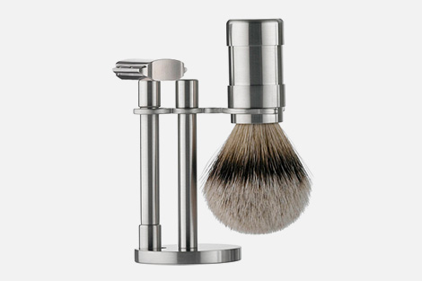 Pils Bauhaus shaving set