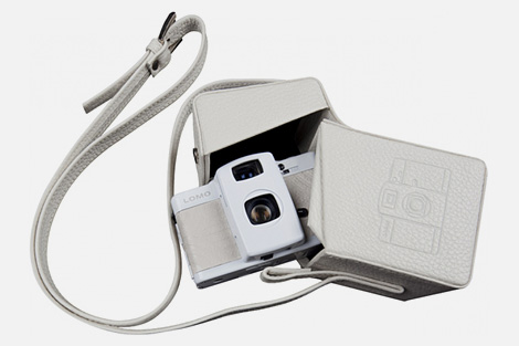 Lomo LC-A White Edition