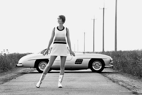 RetroAtelier: Mercedes 300SL