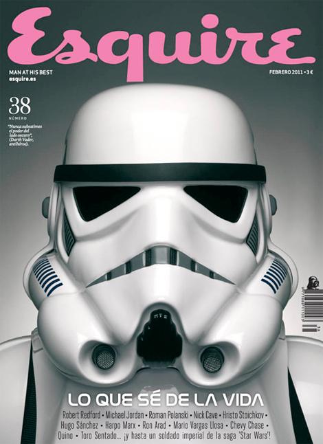 Esquire Spain February 2011