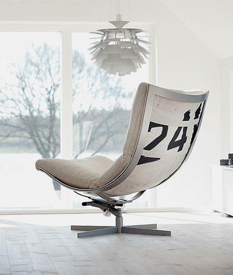 Spinnaker Chair