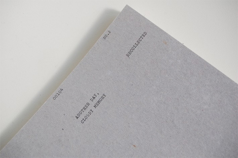 Free Note recycled notebooks