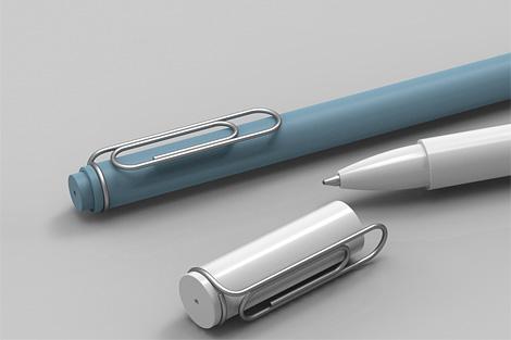 Giha Woo: Clip + Pen