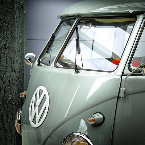 VW Kombie Van