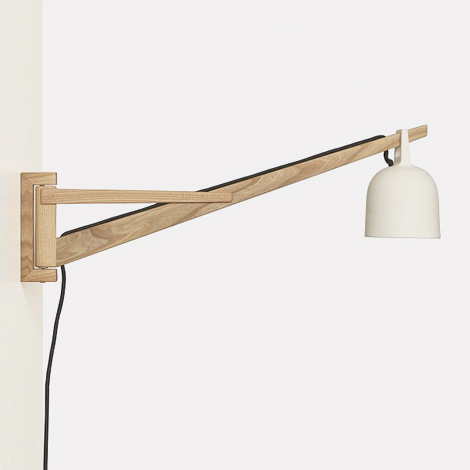 Orla wall lamp