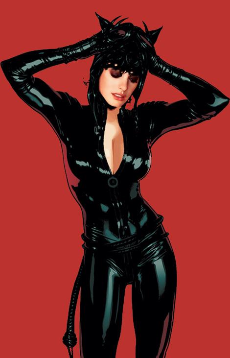 Adam Hughes: Catwoman