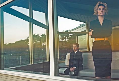 Amber Valletta x Steven Klein
