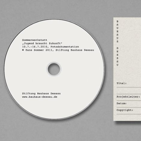 Bauhaus Dessau identity