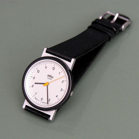 Braun AW10 watch