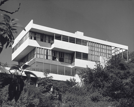 Neutra: Lovell Health House