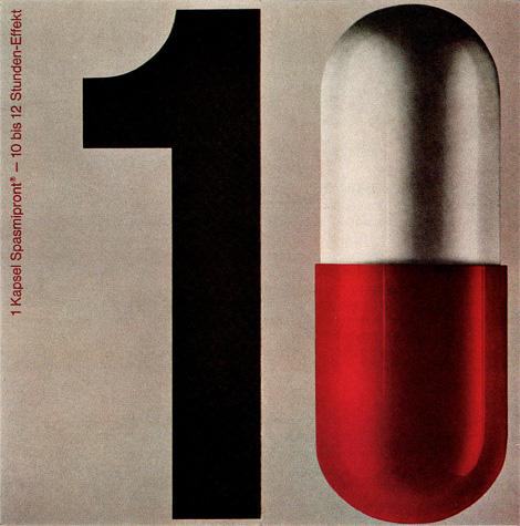 Mid-Century Modern Pharma Ads