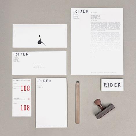 Rider identity