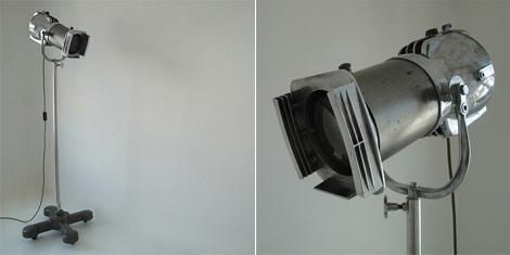 Skinflint Design vintage lighting