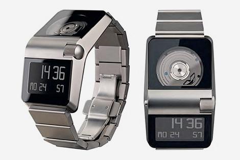 Ventura digital watch