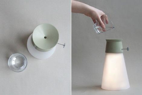WAT lamp