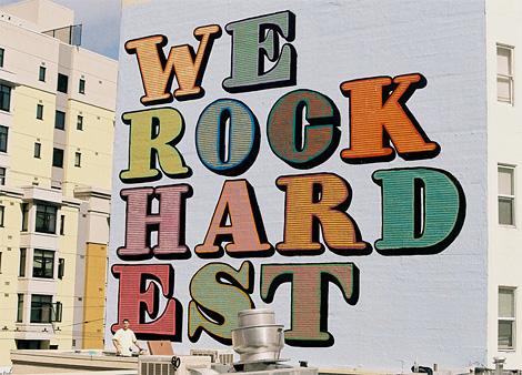 We Rock Hardest