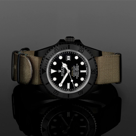 Project X Rolex STEALTH series